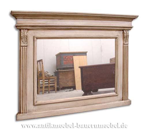 mix 04pa spiegel wandspiegel landhausstil shabby chic country bohemia individuelle m bel. Black Bedroom Furniture Sets. Home Design Ideas