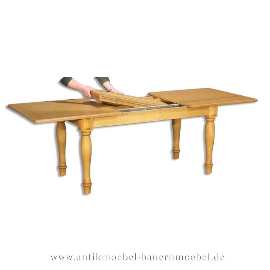 Esstisch Kulissentisch Holztisch Fichte Massivholz