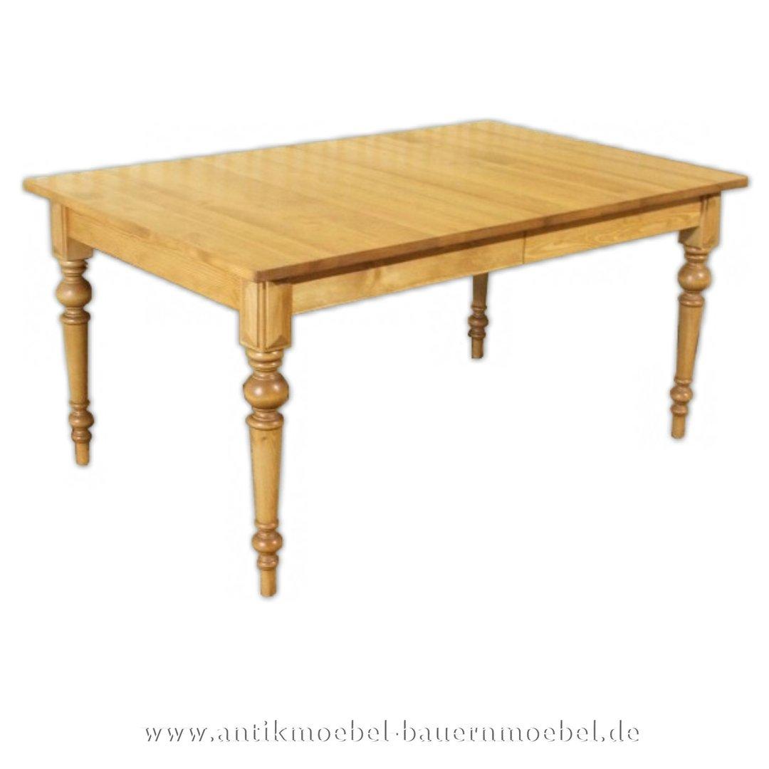 Esstisch Kulissentisch Holztisch Massivholz Landhausstil