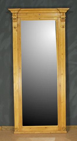 spiegel wandspiegel garderobenspiegel gro massivholz landhausstil ma e 204x98 cm