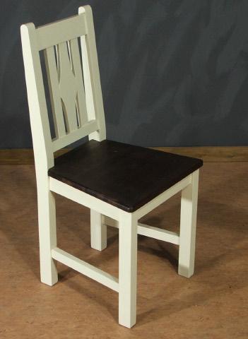 stuhl holzstuhl kuechenstuhl fichte vollholz landhausstil