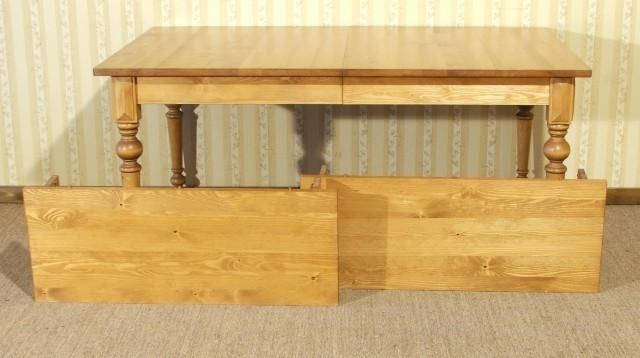 esstisch kulissentisch holztisch massivholz landhausstil. Black Bedroom Furniture Sets. Home Design Ideas